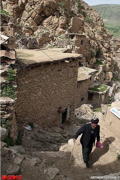 روستای پالنگان؛ از زیباترین روستاهای پله کانی (تصویری) www.TAFRIHI.com