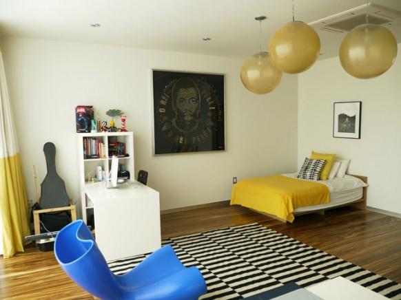 خانه طراح داخلی