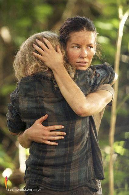 بیوگرافی و عکسهای اوانجلین لیلی (بازیگر نقش کیت سریال لاست) www.TAFRIHI.com