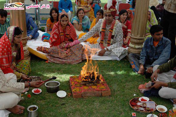 عروسی هندیان