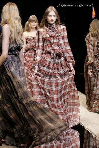 کلکسیون لباسهای زیبای زنانه D&G برای پاییز 2010 www.TAFRIHI.com