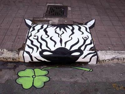 هنر از نوع لبه و حاشیه خیابانها! www.TAFRIHI.com