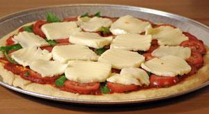 غذای ایتالیایی؛ پیتزای مارگاریتا
