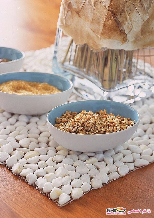 3 روش تزئین میز غذا برای مهمان