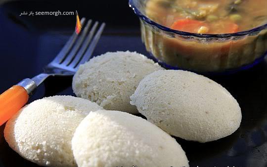 طرز تهیه کیک برنجی(غذای کره ای)