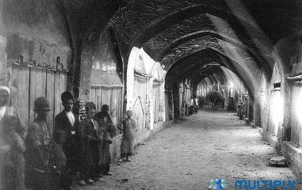 بازار تهران در قاجار