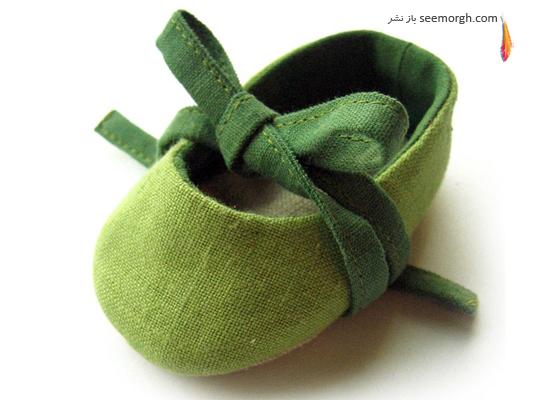 کفش نوزاد