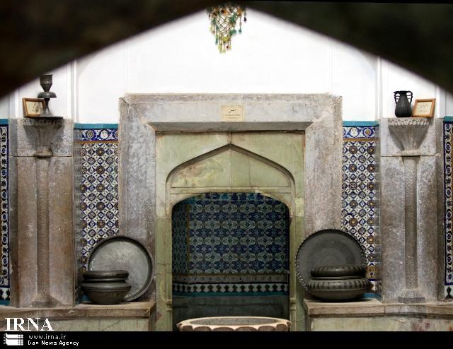 عکس های حمام گنجعلی خان کرمان