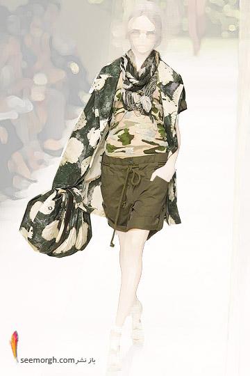 کالکشن لباسهای فشن شوی کنزو