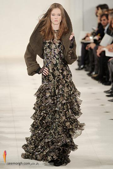 لباسهای پاییزه رالف لورن