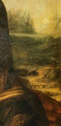 مونالیزا,لئوناردوداوینچی,تابلوی مونالیزا,لبخند ژکوند