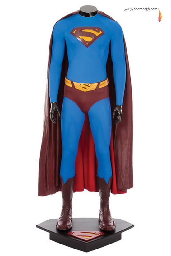 لباسهای سوپرمن
