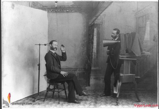 اولین استودیوی عکاسی