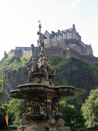 قلعه ادینبرگ