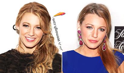 انواع مدل های مو بلیک لیولی Blake Lively