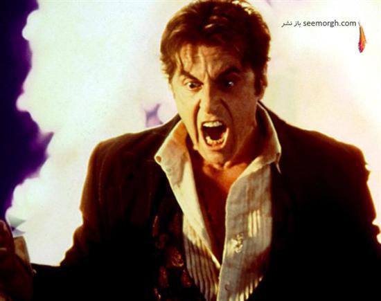 آل پاچینو در فیلم وکیل مدافع شیطان