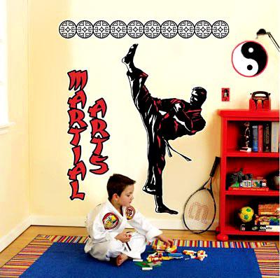طراحی اتاق پسرانه با تم ورزشی