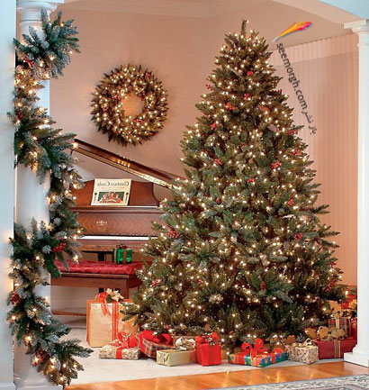 تزیین درخت کریسمس - شماره  7