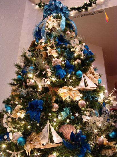 تزیین درخت کریسمس - شماره  6