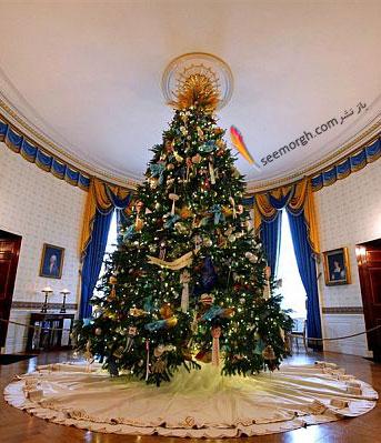 تزیین درخت کریسمس - شماره  5