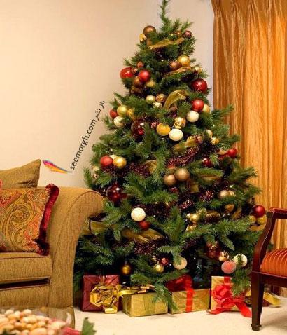 تزیین درخت کریسمس - شماره  4