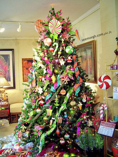 تزیین درخت کریسمس - شماره  3