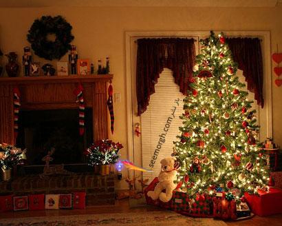 تزیین درخت کریسمس - شماره  13