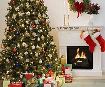 تزیین درخت کریسمس - شماره  12