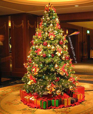 تزیین درخت کریسمس - شماره  9