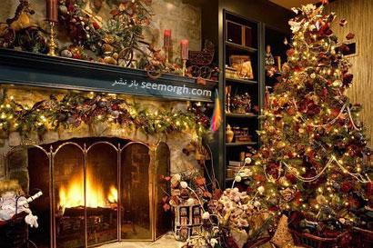 تزیین درخت کریسمس - شماره  11