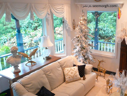 تزیین درخت کریسمس - شماره  14