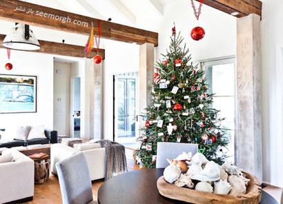 تزیین درخت کریسمس - شماره  8