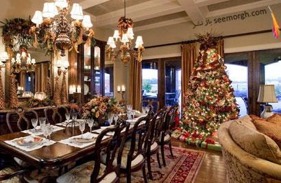 تزیین درخت کریسمس - شماره  1