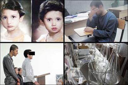 کودکان قربانی پدران شیشهای/ عکس