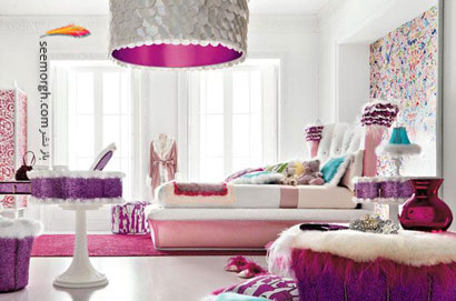 [عکس: Charming-and-opulent-Pink-girls-room-Alt...Girl-6.jpg]