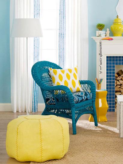 صندلی تک در دکوراسیون داخلی,ایده هایی زیبا برای چیدمان شیک منزل تان,دکوراسیون داخلی,چیدمان شیک, دکوراسیون داخلی خانه تان را با این ایده ها شیک بچینید