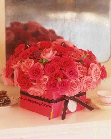ایده هایی برای گل آرایی منزلتان – صنعت 24