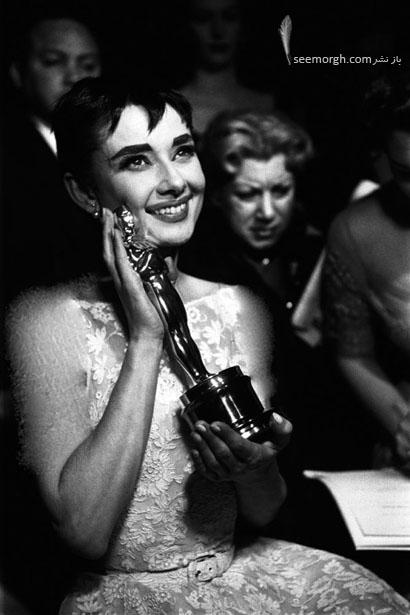 عکسهایی کلاسیک از مراسم اسکار در دهه 50 و 60