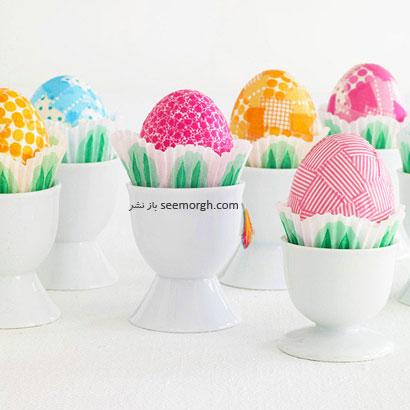 ظرف تخم مرغ های تزئینی