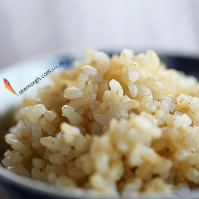 بهترین ماده غذایی برای معده و گوارش : غلات سبوس دار
