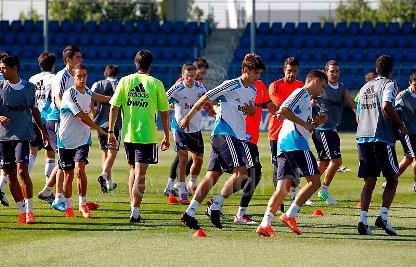 186274 738 تمرین تیم رئال مادرید + عکس