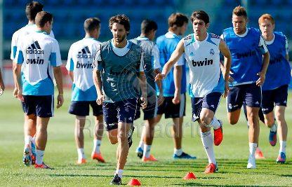 186276 323 تمرین تیم رئال مادرید + عکس