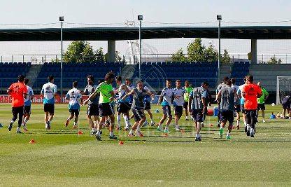186278 142 تمرین تیم رئال مادرید + عکس