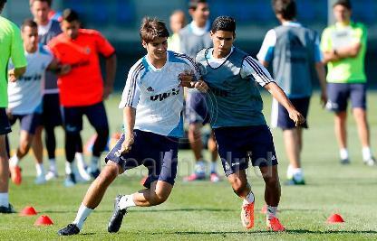 186279 973 تمرین تیم رئال مادرید + عکس