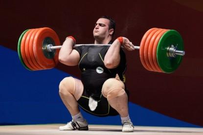 تیم ملی وزنه برداری کشور برای مسابقات آسیایی 2018 آماده می شود
