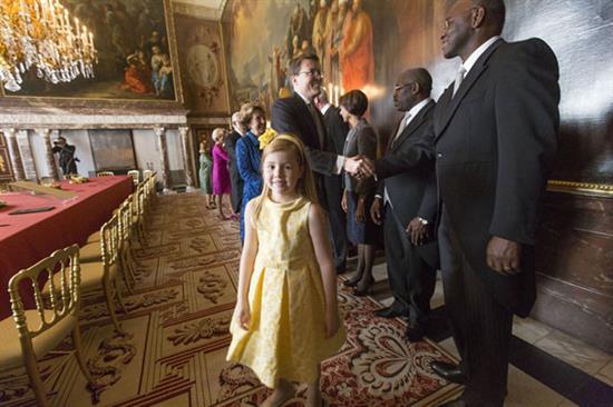 (تصاویر) مراسم تاجگذاری پادشاه جدید هلند