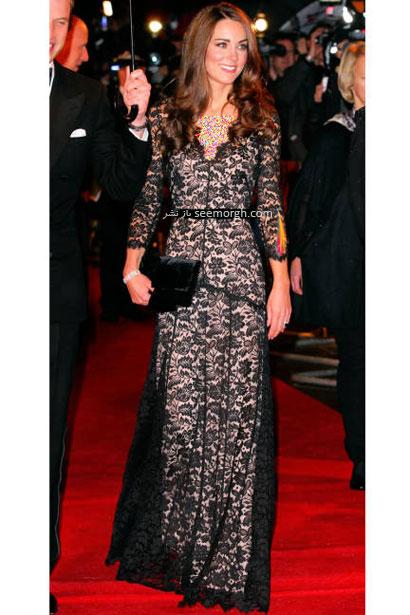 مدل لباس های Kate Midelton در سال 2012 با عکس