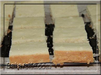 ع تیپ لش کیک هویجی پرگردو برای افراد دیابتی