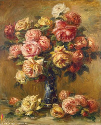 آثار نقاشی آگوست رنوآر