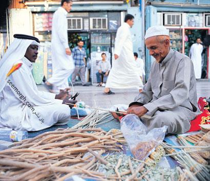 برای از بین بردن بوی بد دهان در ماه رمضان از چوب های مسواک که در واقع مسواک هایی سنتی اسلامی می باشند استفاده کنید